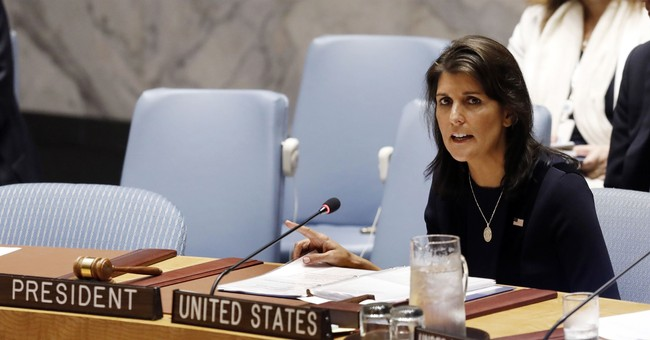 The New York Times' Nikki Haley Smear Vs. The New York Times' G.H.W.B. Smear