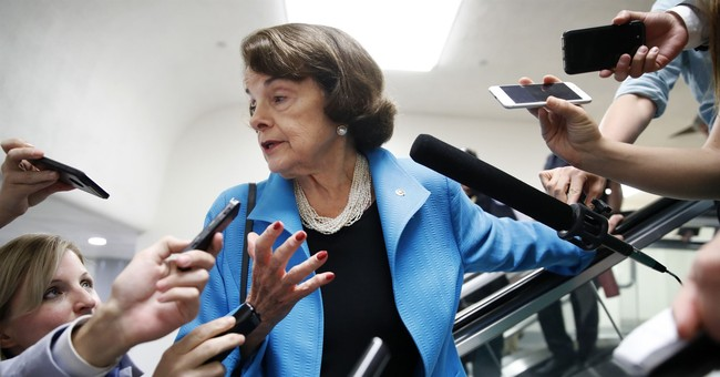 Feinstein Still Hasn't Turned Over the Letter From Kavanaugh's Accuser to Chuck Grassley