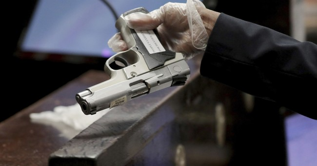 Well, Duh: DOJ Confirms Most Guns Used In Crimes Are From The Black Market