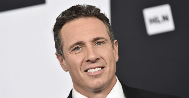 Chris Cuomo Stumbles All Over Reality in His Comments About Police Shootings