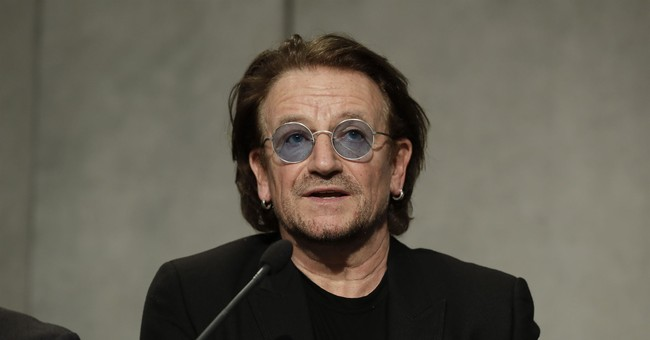 Bono Praises President Bush's Compassion in 'TODAY' Interview