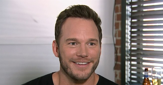 Kudos to Chris Pratt