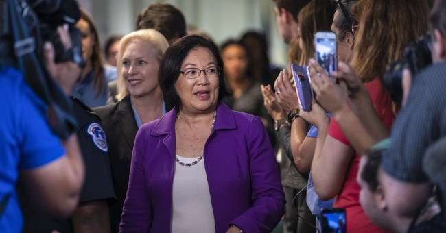 Jake Tapper Grills Sen. Hirono Over Kavanaugh Accusations