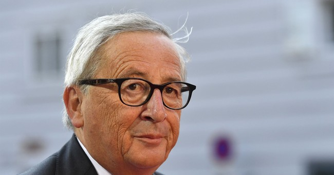 Juncker Warns Of Brexit Calamity