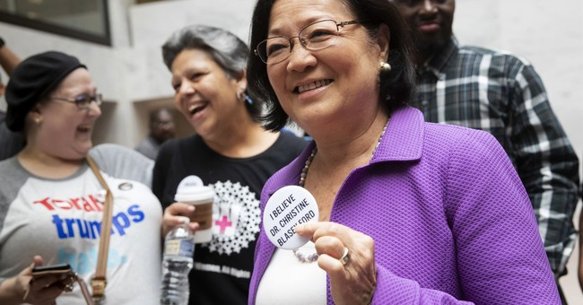 Sen. Hirono Suggests That She Was Joking When She Criticized the Green New Deal