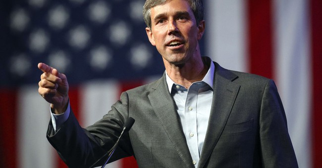 Well, That's Different: Beto Is Campaigning For POTUS...In Mexico