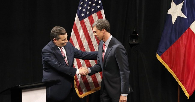 Cruz Hammers O'Rourke, Forces Him To Claim To Support 2A