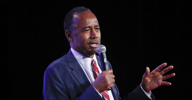 HUD Secretary Ben Carson Tests Positive for Coronavirus