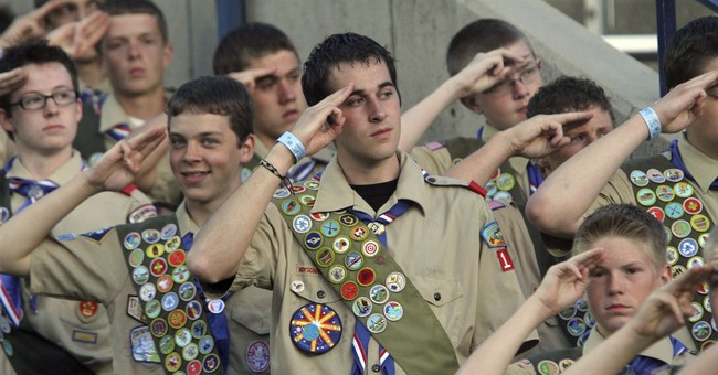 Maiden Voyage: The Boy Scouts Welcome 1,000 Female Eagle Scouts