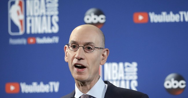 It's Come to This: NBA Commissioner Drops the Term 'Owner' Because It's Racially Insensitive