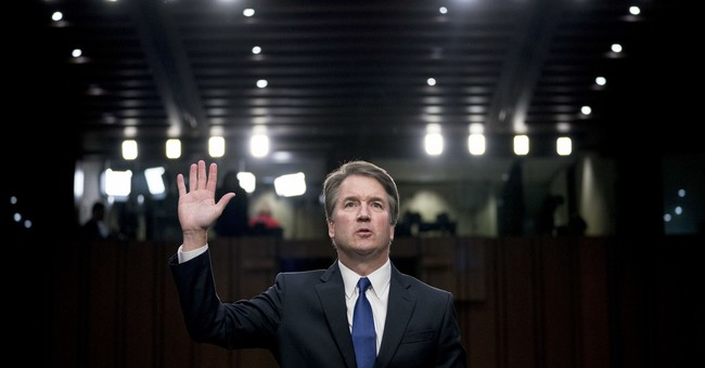 Kavanaugh says he won't 'be intimidated into withdrawing'