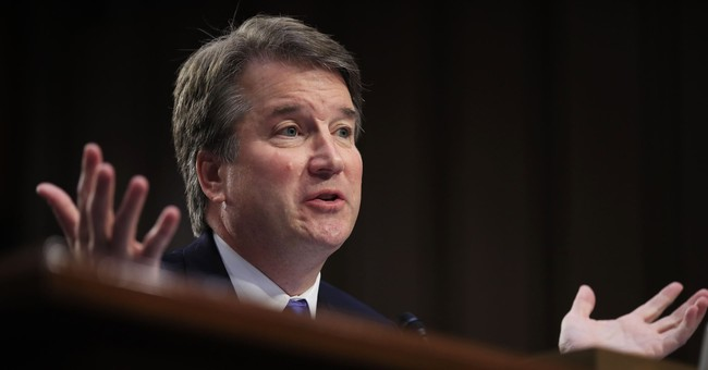 Whoa, Nelly: WSJ Columnist Notices Something Odd About WaPo's Initial Report On Kavanaugh Accuser