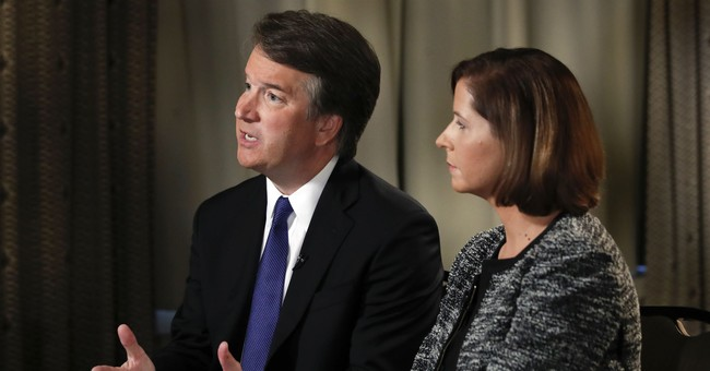Great Moments In Lack Of Self-Awareness: New Yorker Magazine Wonders Why GOP Isn't Dumping Kavanaugh