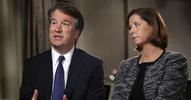 Angry Kavanaugh denies Ford accusation, sees 'disgrace'