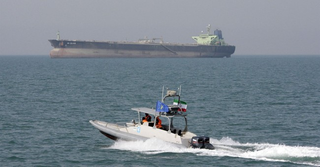 Iran Tried to Seize a British Oil Tanker