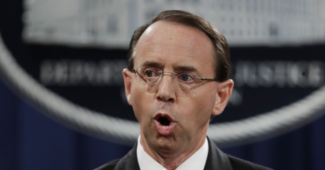 Rep. Goodlatte Warns Rosenstein He Can Expect Subpoena Soon If He Doesn't Talk to Congress