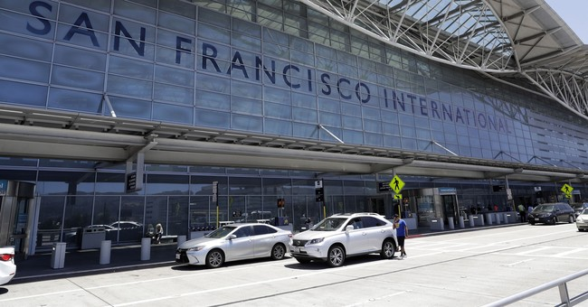 San Francisco Airport Bans Plastic Bottled Water, But Not Soda