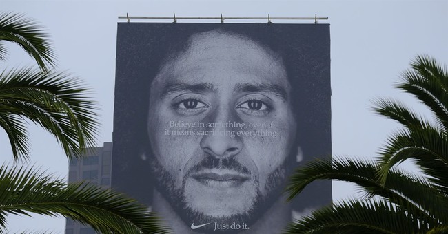 To Celebrate America's Birthday Nike Chooses Fidel Castro-Lover Kaepernick Over Betsy Ross
