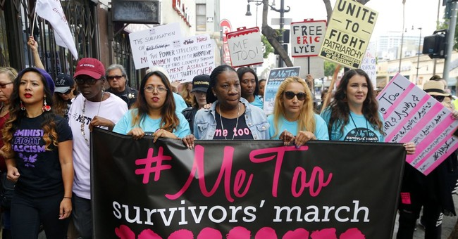 Hollywood's Hijack of the #MeToo Movement