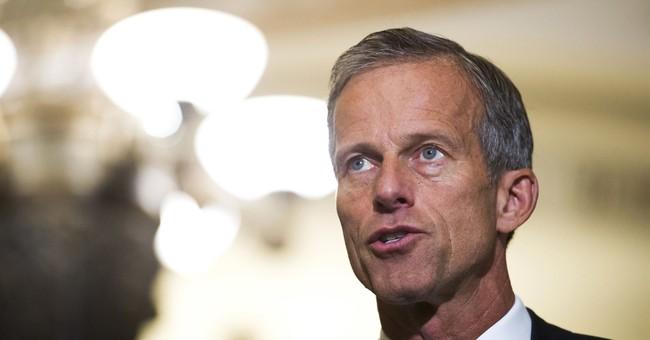 Sen. Thune Criticizes 'Cancel Culture' Over Impeachment Votes