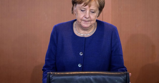 The Decline (and Fall?) of Angela Merkel Is a Warning Sign for Immigration Apologists Everywhere