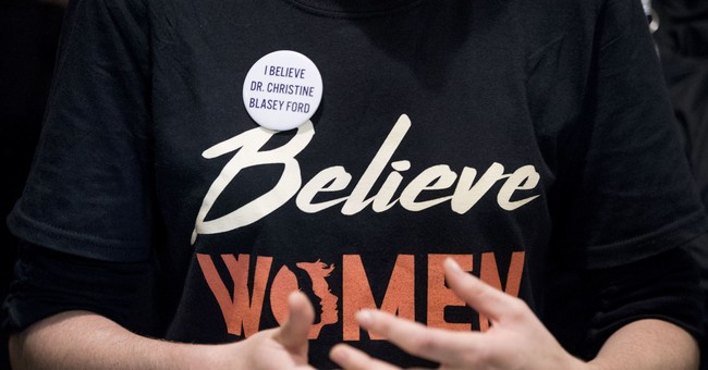 Fact Check: Leftists Brazenly Rewriting History on 'Believe Women' Standards