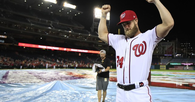 Bryce Harper and Loyalty