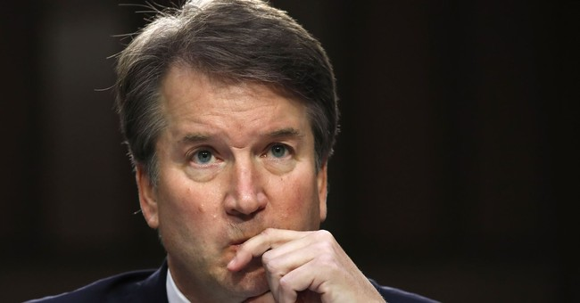 Do You Notice Anything Wrong With Kavanaugh Accuser's So-Called Signed Witness Affidavits?
