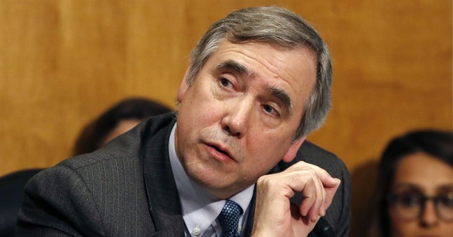 Dem Sen. Jeff Merkley Suggests That President Trump Is Worse Than Kim Jong Un