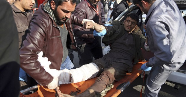 95 Killed As Taliban Militants Attack Afghan Capital