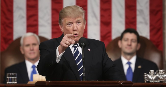 LIVE: Trump's First State of the Union