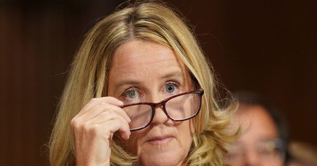 Christine Blasey Ford No Longer Deserves Benefit of Doubt