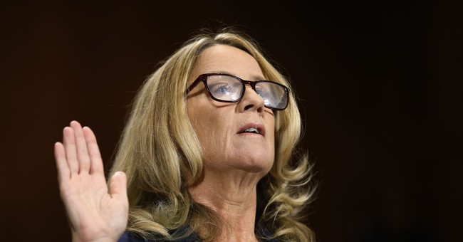 The 45 Tough, Forbidden Questions A Normal Person Would Ask Christine Blasey Ford