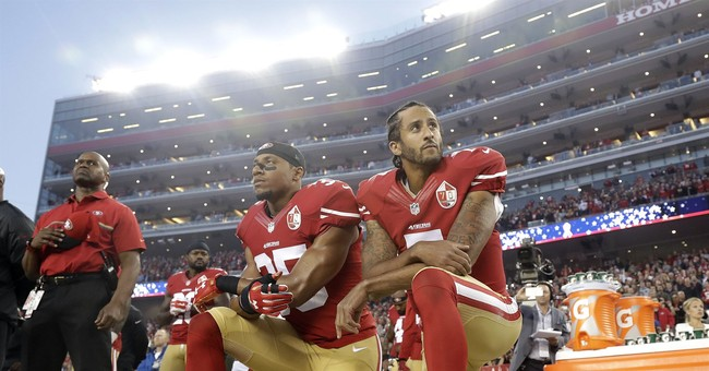Yet Another NFL National Anthem Protest, But This Time It Wasn't An NFL Player
