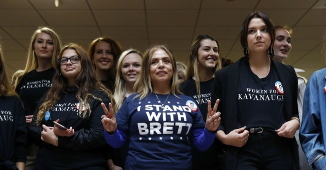 Not All Women: GOP Women Are Furious Over Democrats' Anti-Kavanaugh Smear Campaign; UPDATE: Dem Strategists Worry