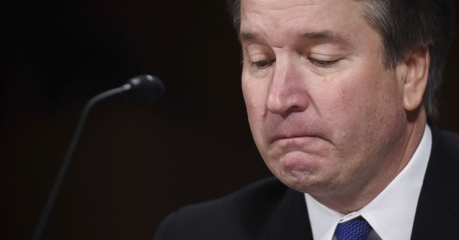 ICYMI: Journalist Launches GoFundMe For Judge Kavanaugh's Family