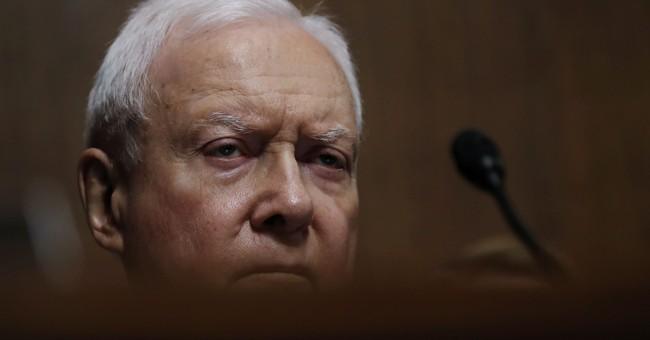 Sen. Orrin Hatch Expresses Concerns in Letter to FBI Director