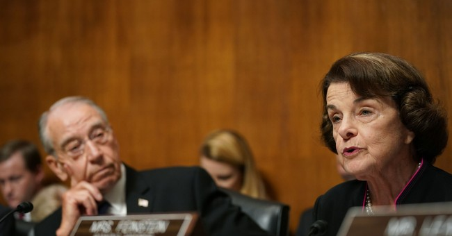 Republican Senator Says They Are Investigating Feinstein