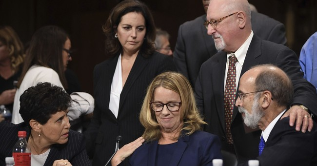Here We Go: Kavanaugh Accuser's Legal Team Rejects 'Artificial' FBI Investigation Deadline
