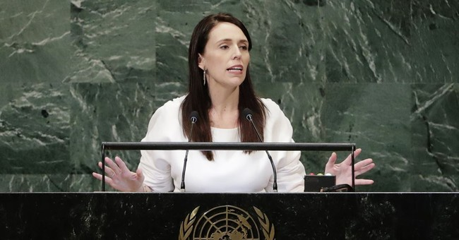 New Zealand Prime Minister Talks Gun Ban With Trump