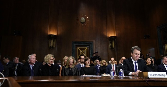 Here Are Some of the Reactions To Thursday's Kavanaugh Hearing