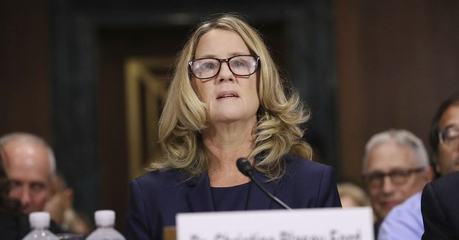 Christine Blasey Ford Makes a Shameful Public Appearance...on Behalf of Sports Illustrated