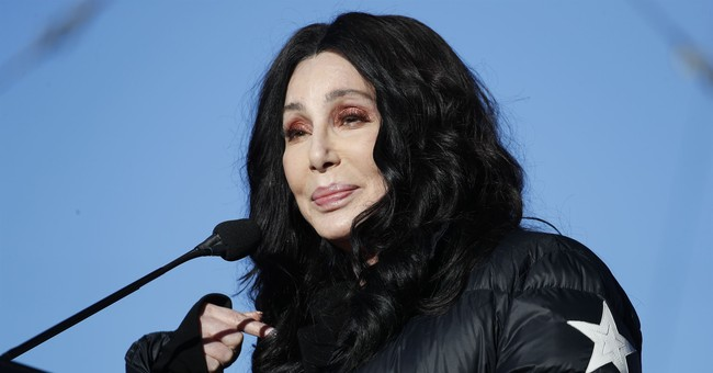 If Cher Could Turn Back Time, Maybe She Wouldn't Post This Stupid Tweet