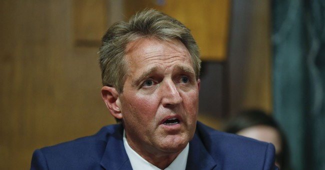 Kavanaugh's Fate Hinges On These Senators...And Jeff Flake Is Looking Spineless Again