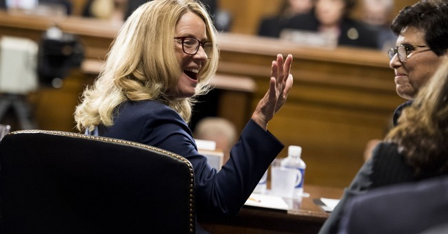 After Ex-Boyfriend Nuked Her Testimony, Did Christine Blasey Ford Lie Before Congress?