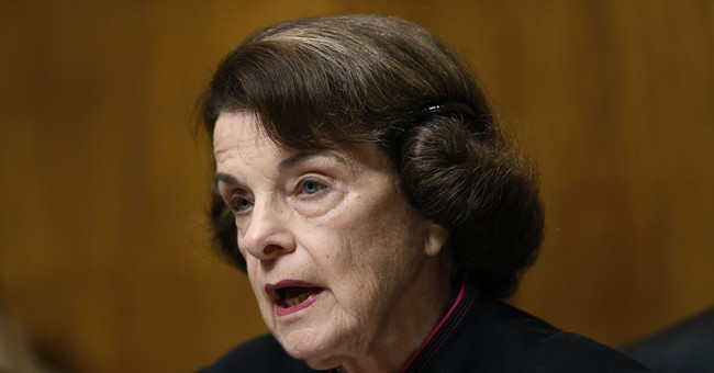 Feinstein: I Want To See A 'Word-For-Word' Transcript Of Trump's Call With Ukrainian President