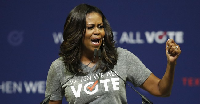 Michelle Obama Hits the Campaign Trail to Urge Young Voters to 'Take Their Power Back'