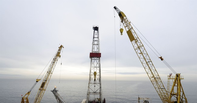 Caving on Offshore Drilling: America Last