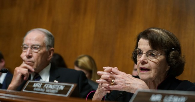 Feinstein: This Was an 'Incomplete Investigation'