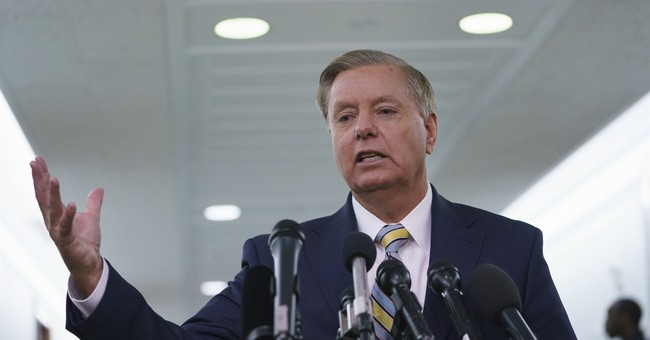 Lindsey Graham Accuses Trump of Making a 'Huge Obama-like Mistake'
